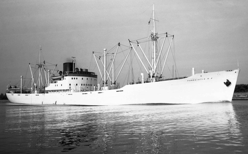 Photos General cargo avant 1940 (Plus 3000gt) 5  Panagi12