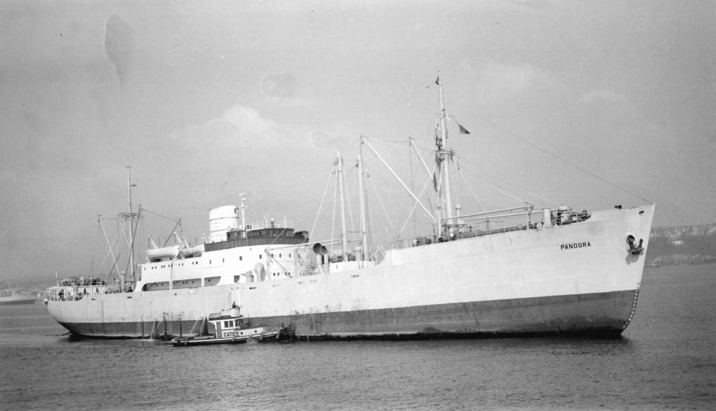 Photos General cargo avant 1940 (Plus 3000gt) 15 Pandor10