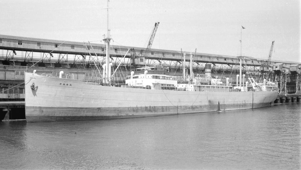 Photos General cargo avant 1940 (Plus 3000gt) 11 Para10