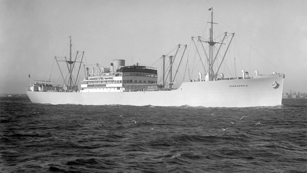 Photos General cargo avant 1940 (Plus 3000gt) 25 Parrak12