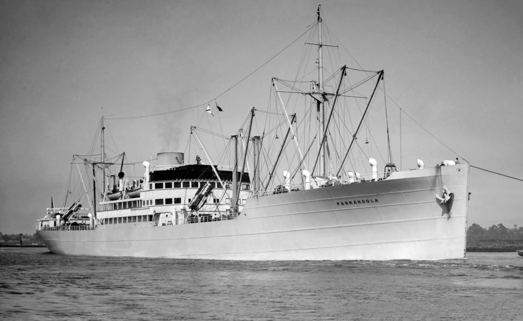 Photos General cargo avant 1940 (Plus 3000gt) 26 Parrak13