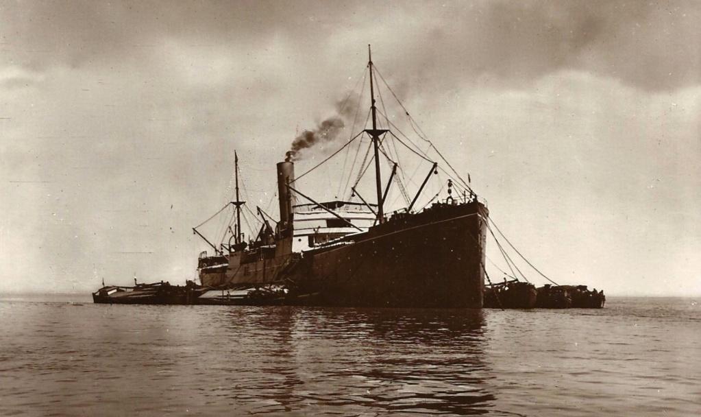 Photos General cargo avant 1940 (Plus 3000gt) 16 Pasha-10