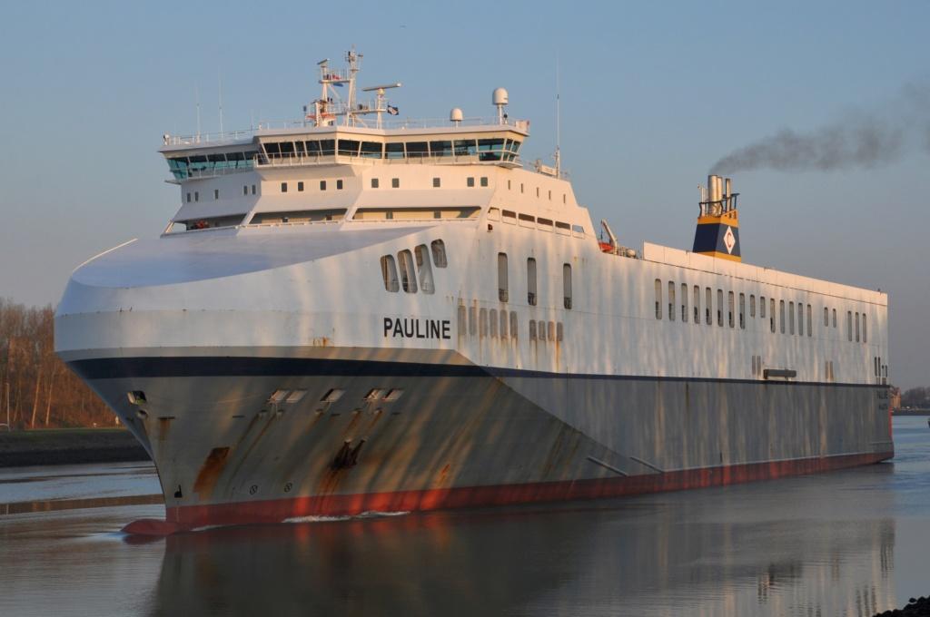 Photos de navires Luxembourgeois Armateur enre Belgique N/S Paulin10
