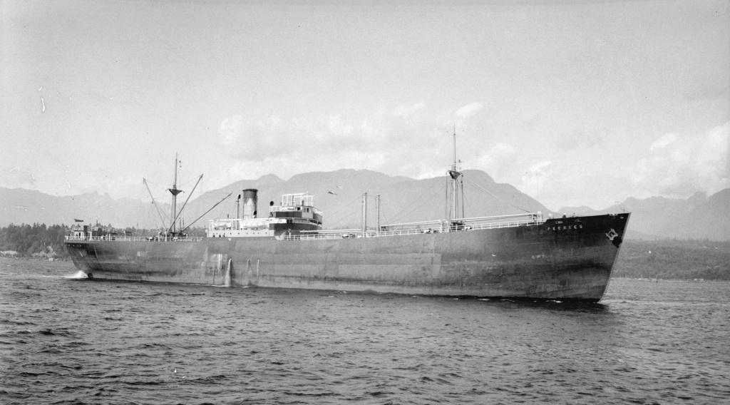 Photos General cargo avant 1940 (Plus 3000gt) 11 Peeble10