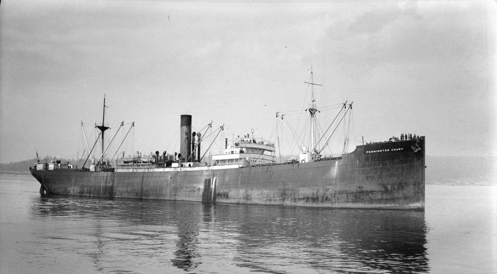 Photos General cargo avant 1940 (Plus 3000gt) 13 Pennin10
