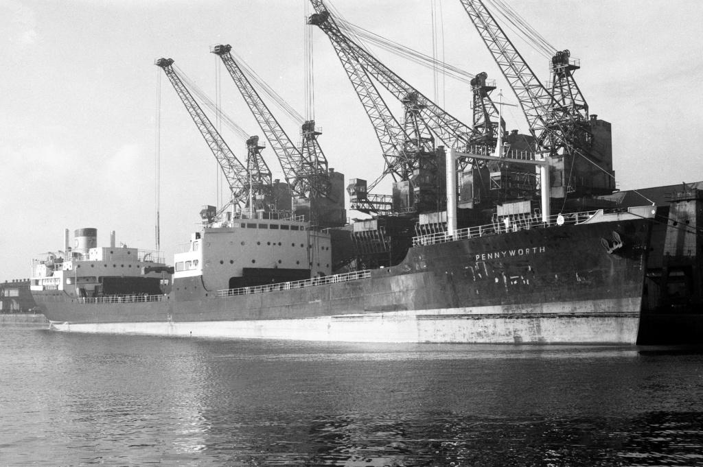 Photos Navires du monde construit entre 1950-1960 (6) Pennyw10