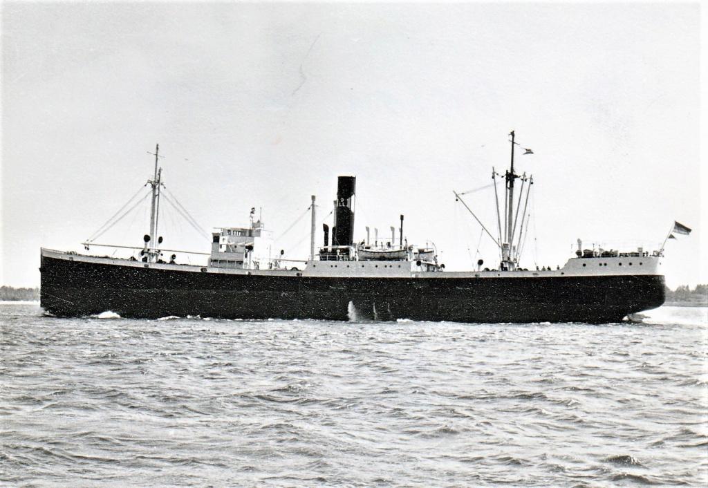 Photos General cargo avant 1940 (Plus 3000gt) 7  Pergam10