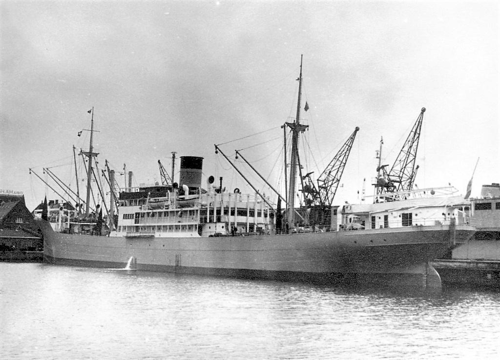 Photos General cargo avant 1940 (Plus 3000gt) 5  Peru_i10