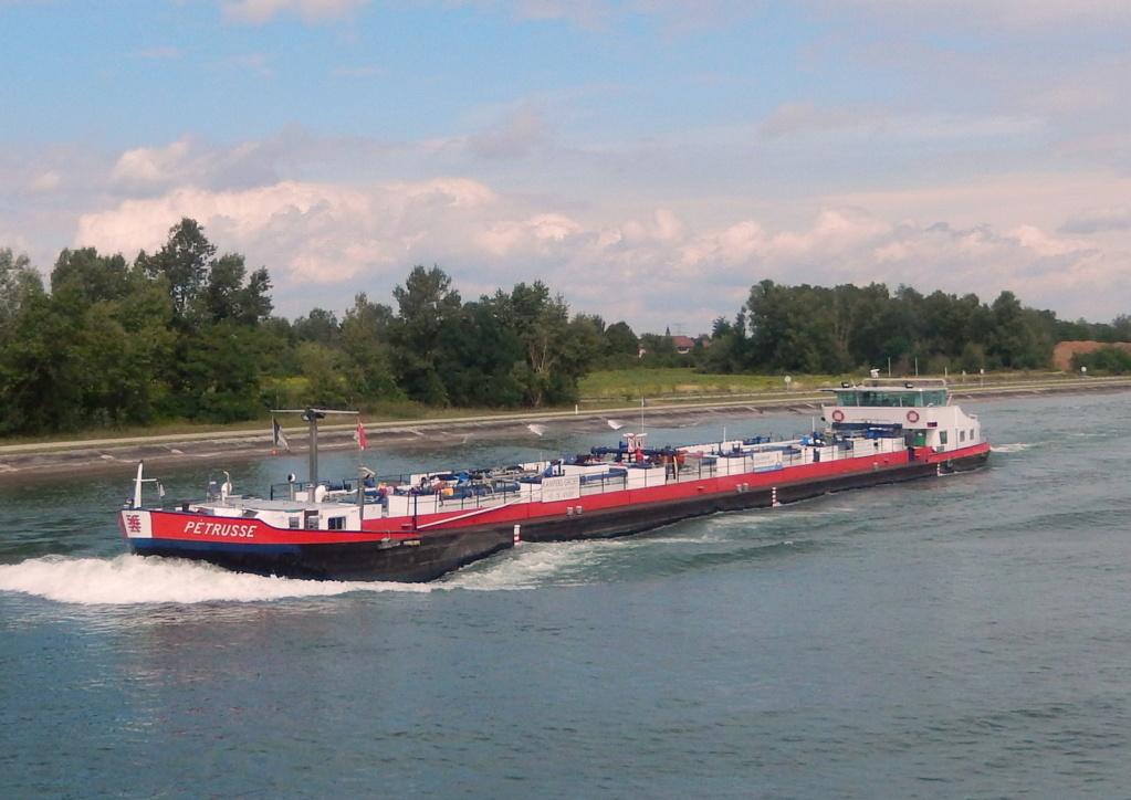 Photos de navires Luxembourgeois Armateur enre Belgique N/S Petrus10