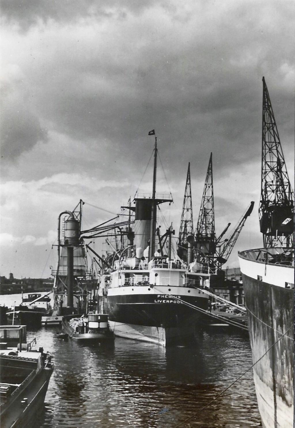Photos General cargo avant 1940 (Plus 3000gt) 11 Phemiu10