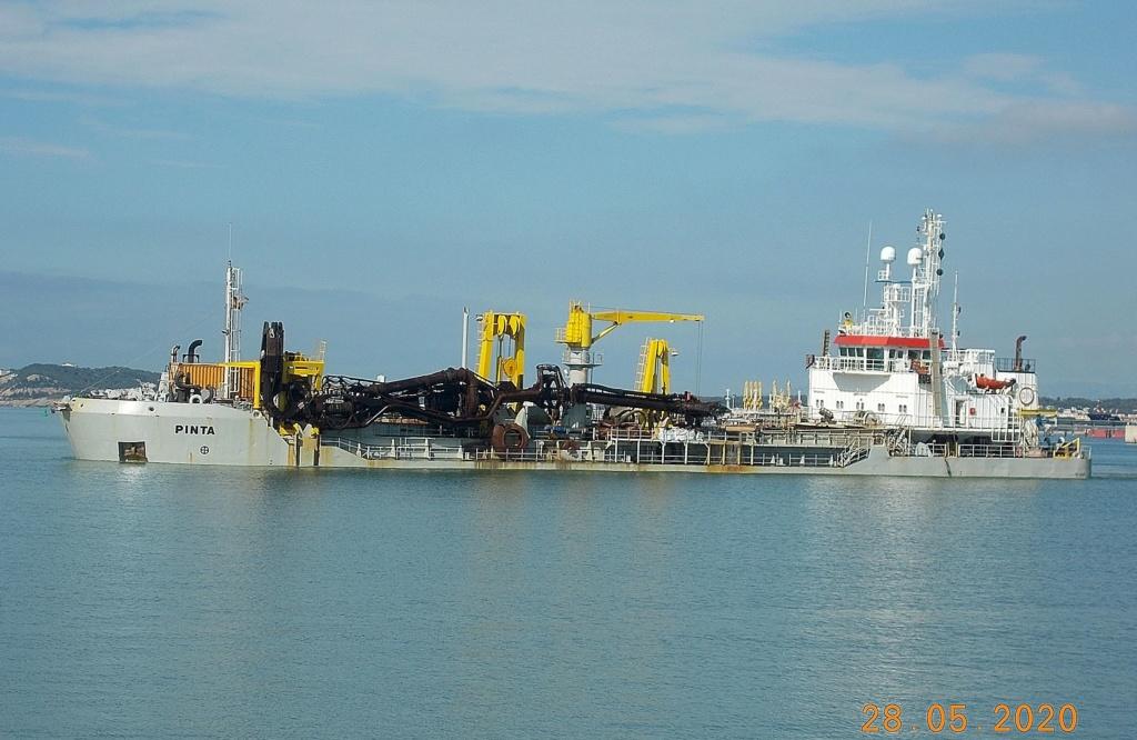 Photos des Navires Belge de la marchande,Fluviale et Pêche 2 Pinta_10