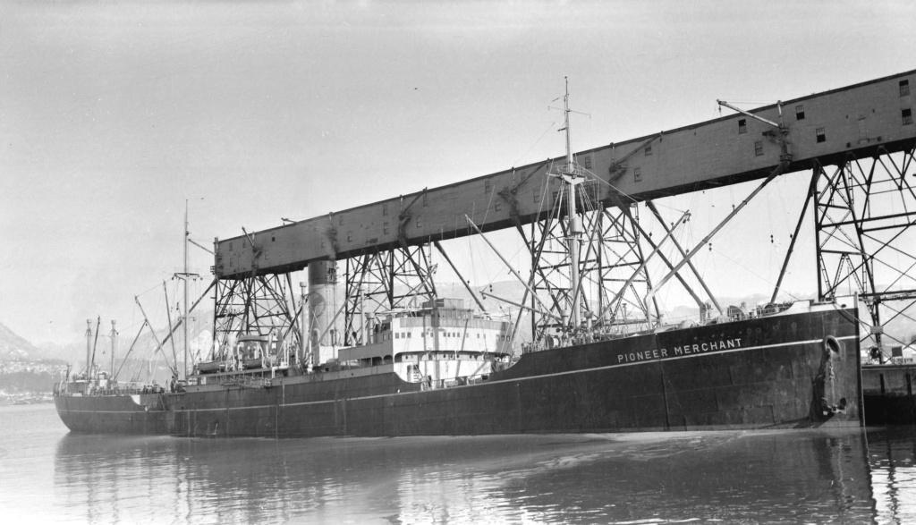 Photos General cargo avant 1940 (Plus 3000gt) 9 Pionee10