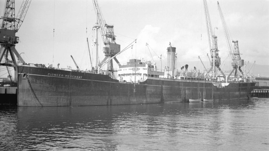 Photos General cargo avant 1940 (Plus 3000gt) 16 Pionee11