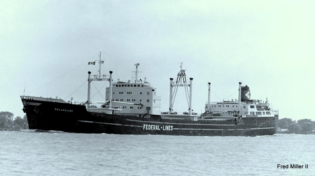 Photos Navires du monde construit entre 1950-1960 (6) Polarg10