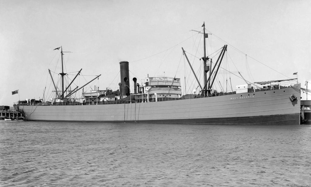 Photos General cargo avant 1940 (Plus 3000gt) 25 Port_a12