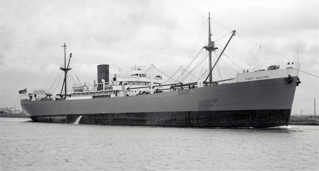 Photos General cargo avant 1940 (Plus 3000gt) 26 Port_h10