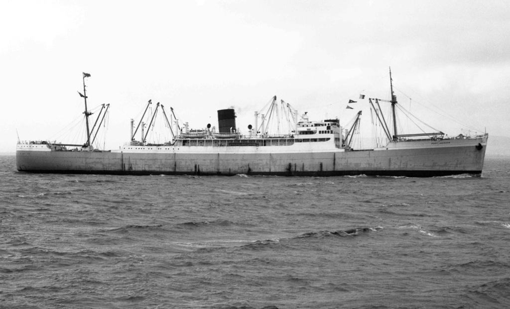 Photos General cargo avant 1940 (Plus 3000gt) 11 Port_j10