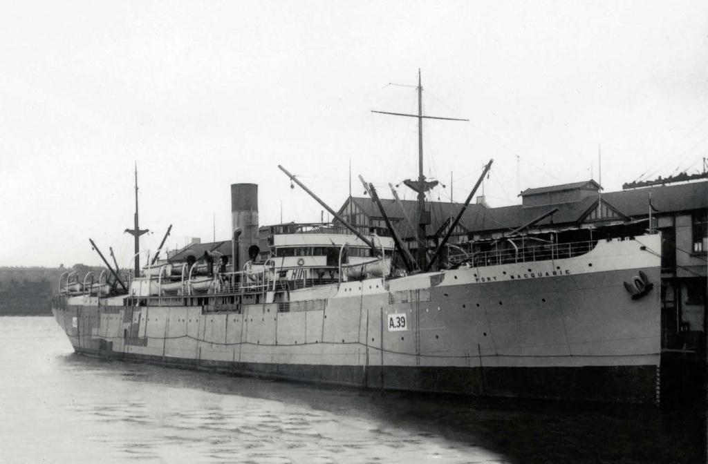 Photos General cargo avant 1940 (Plus 3000gt) 17 Port_m10