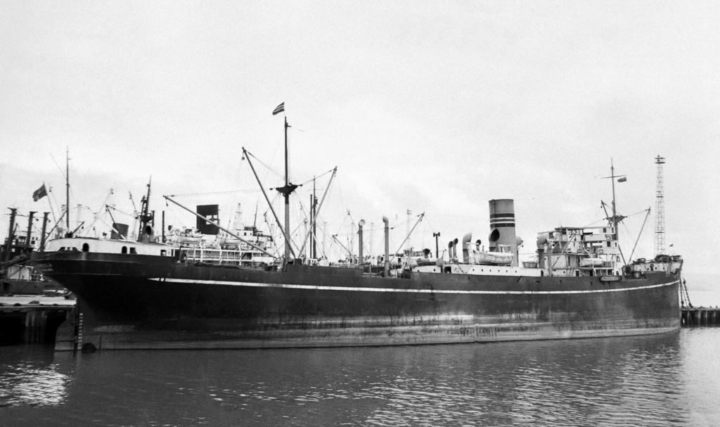 Photos General cargo avant 1940 (Plus 3000gt) 17 Precil10