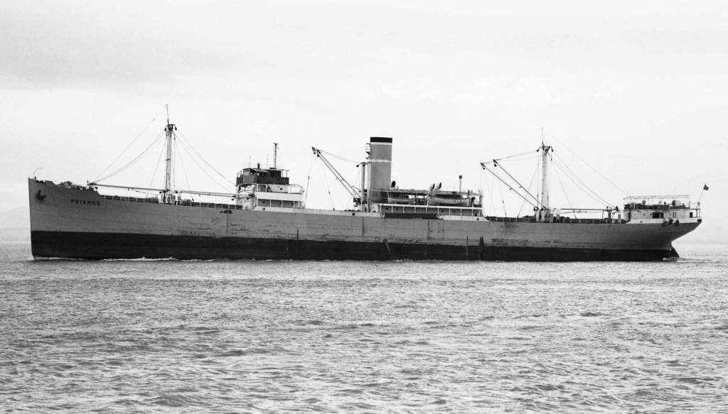 Photos General cargo avant 1940 (Plus 3000gt) 9 Priamo10