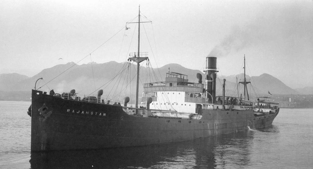 Photos General cargo avant 1940 (Plus 3000gt) 17 Rajahs10