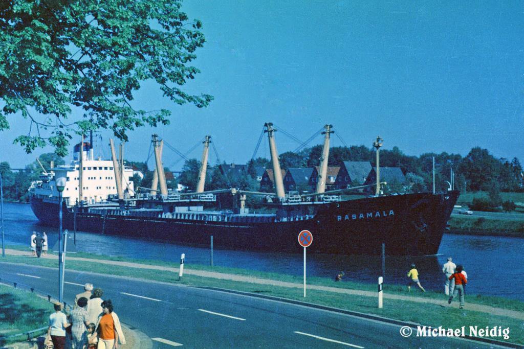 Photos Navires du monde construit entre 1950-1960 (7) Rasama10