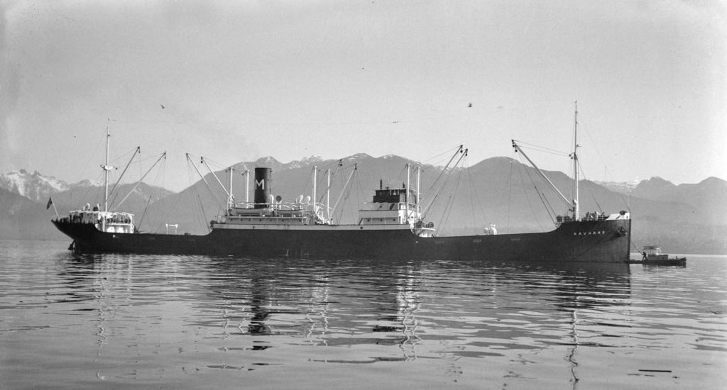 Photos General cargo avant 1940 (Plus 3000gt) 13 Ravnaa10
