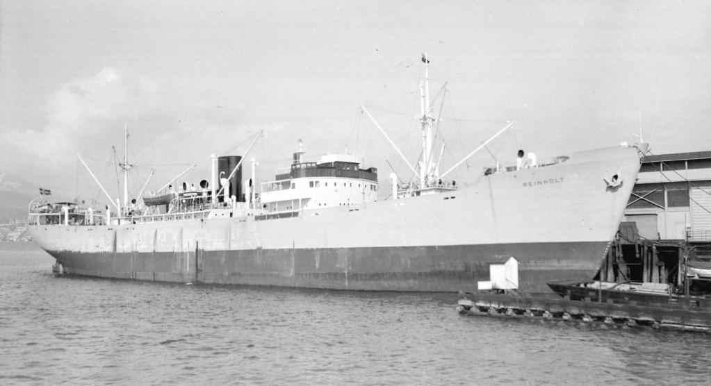Photos General cargo avant 1940 (Plus 3000gt) 15 Reinho10