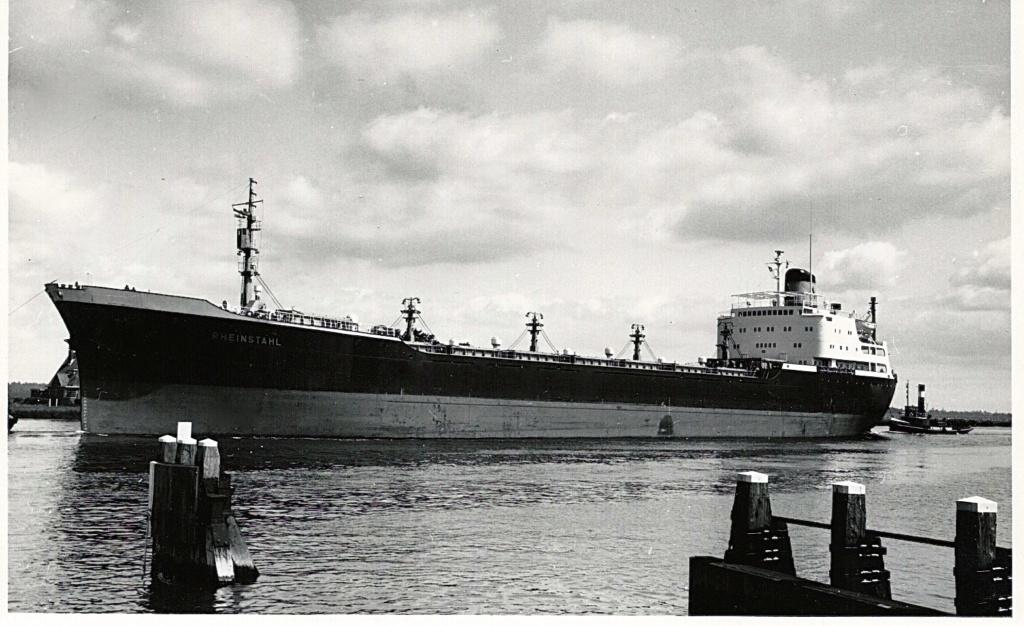 Photos Navires du monde construit entre 1950-1960 (4) Rheins10