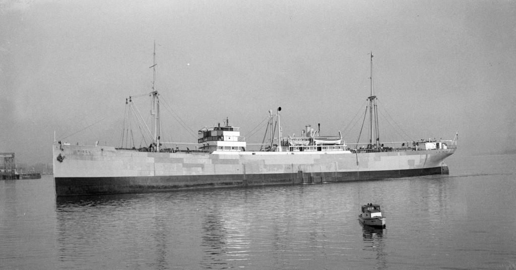 Photos General cargo avant 1940 (Plus 3000gt) 13 Rigel10