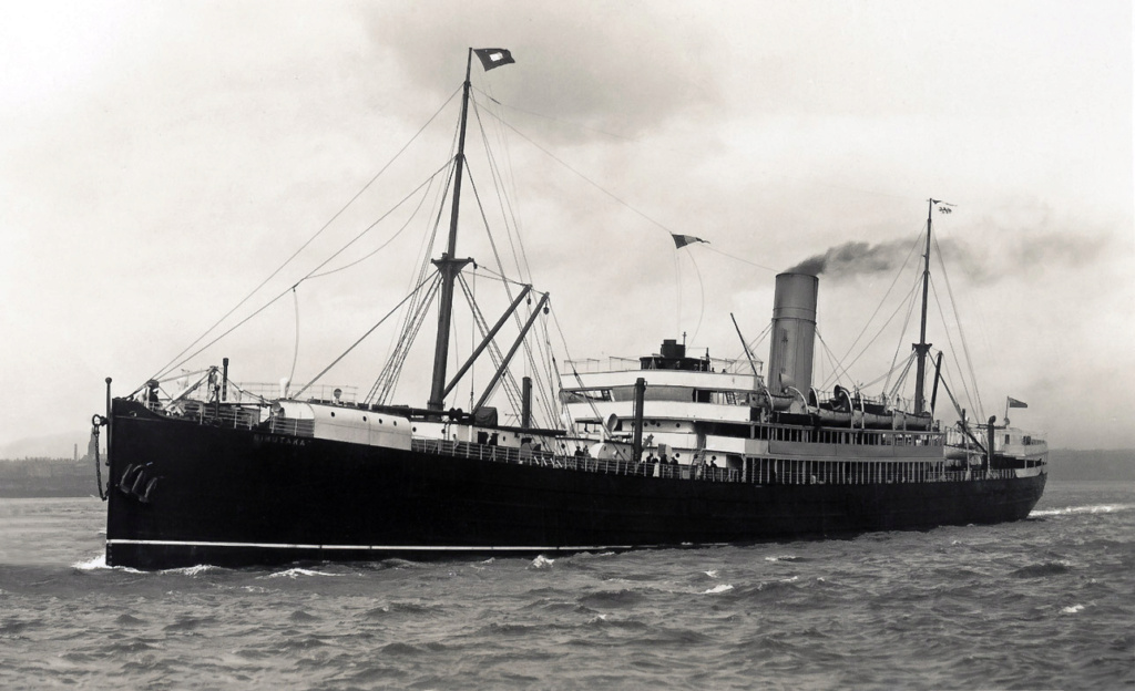 Photos General cargo avant 1940 (Plus 3000gt) 25 Rimuta11