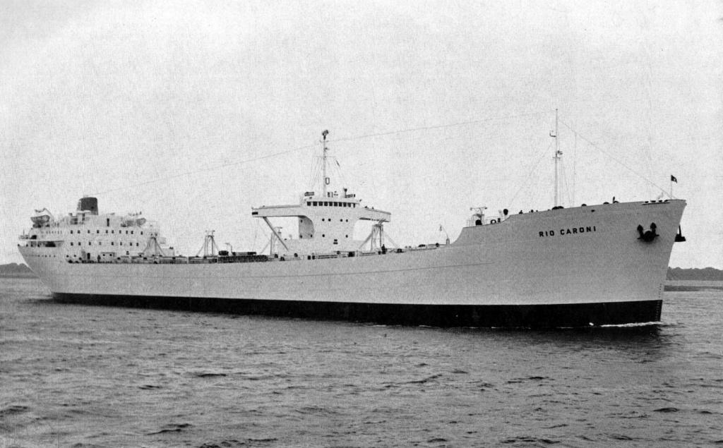 Photos Navires du monde construit entre 1950-1960 (4) Rio_ca10