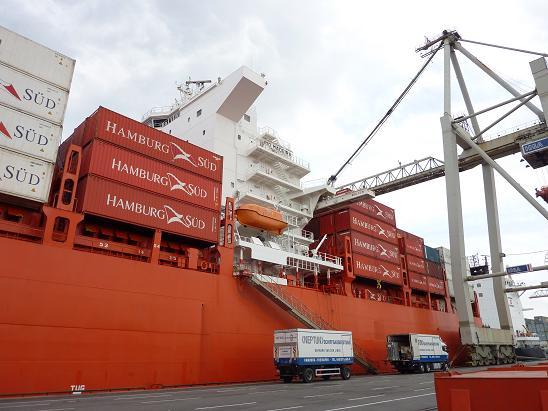 Mon Dernier Navire RIO MADEIRA  Hamburg Süd  Rio_ma10