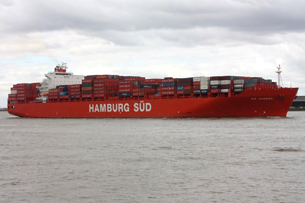 Mon Dernier Navire RIO MADEIRA  Hamburg Süd  Rio_ma11