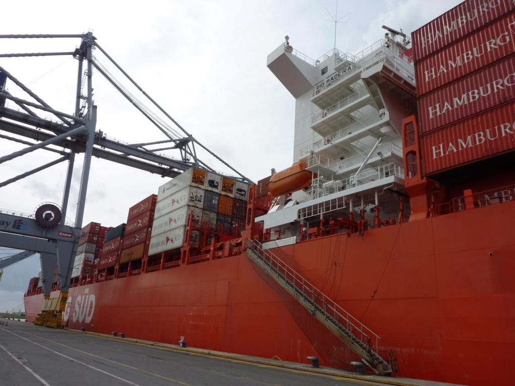 Mon Dernier Navire RIO MADEIRA  Hamburg Süd  Rio_ma14
