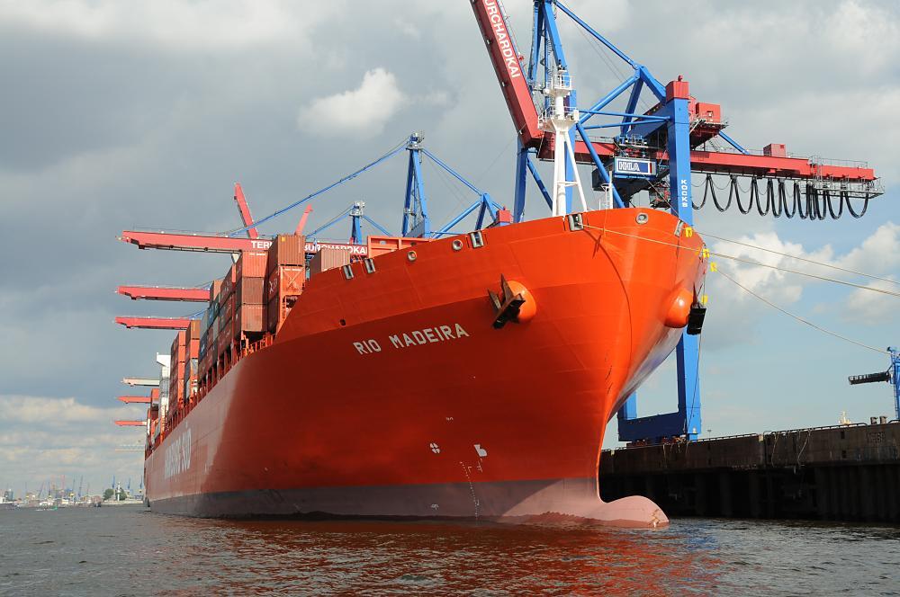 Mon Dernier Navire RIO MADEIRA  Hamburg Süd  Rio_ma15