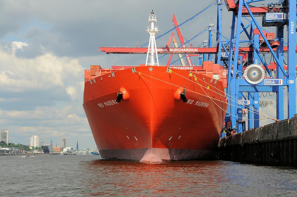 Mon Dernier Navire RIO MADEIRA  Hamburg Süd  Rio_ma16