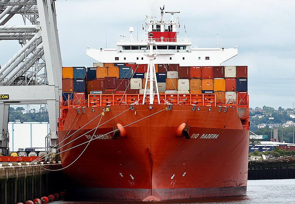 Mon Dernier Navire RIO MADEIRA  Hamburg Süd  Rio_ma17