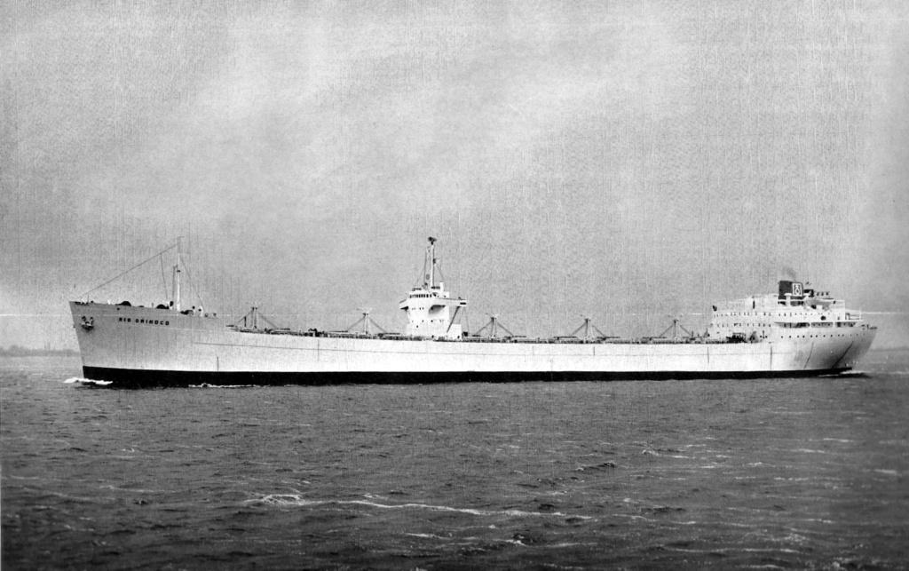 Photos Navires du monde construit entre 1950-1960 (4) Rio_or10