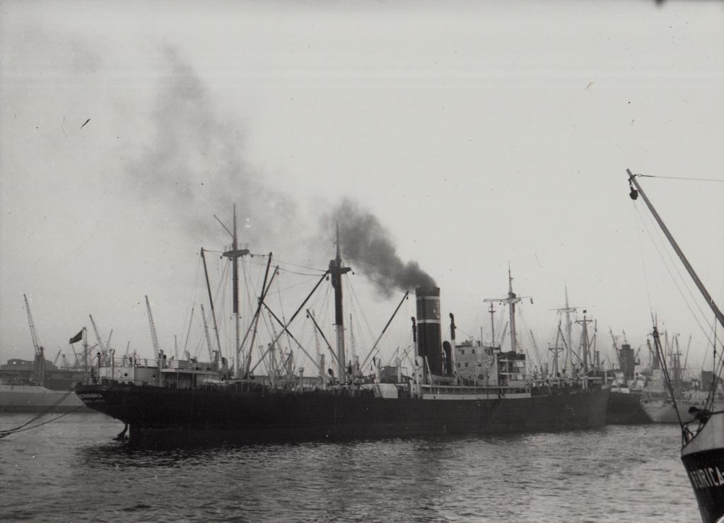 Photos General cargo avant 1940 (Plus 3000gt) 9 Rio_pa12