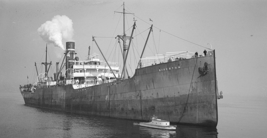 Photos General cargo avant 1940 (Plus 3000gt) 19 Rivert10