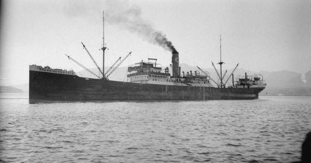 Photos General cargo avant 1940 (Plus 3000gt) 11 Rokos_10