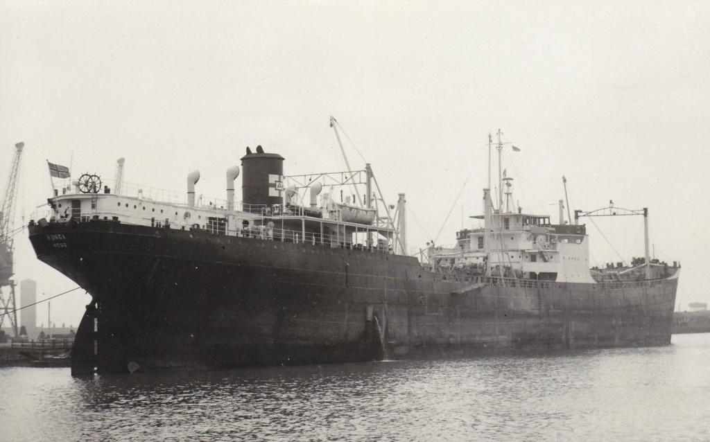 Photos General cargo avant 1940 (Plus 3000gt) 20 Ronga_10