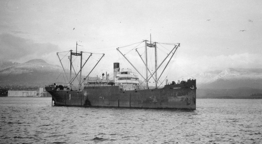 Photos General cargo avant 1940 (Plus 3000gt) 17 Roseba10