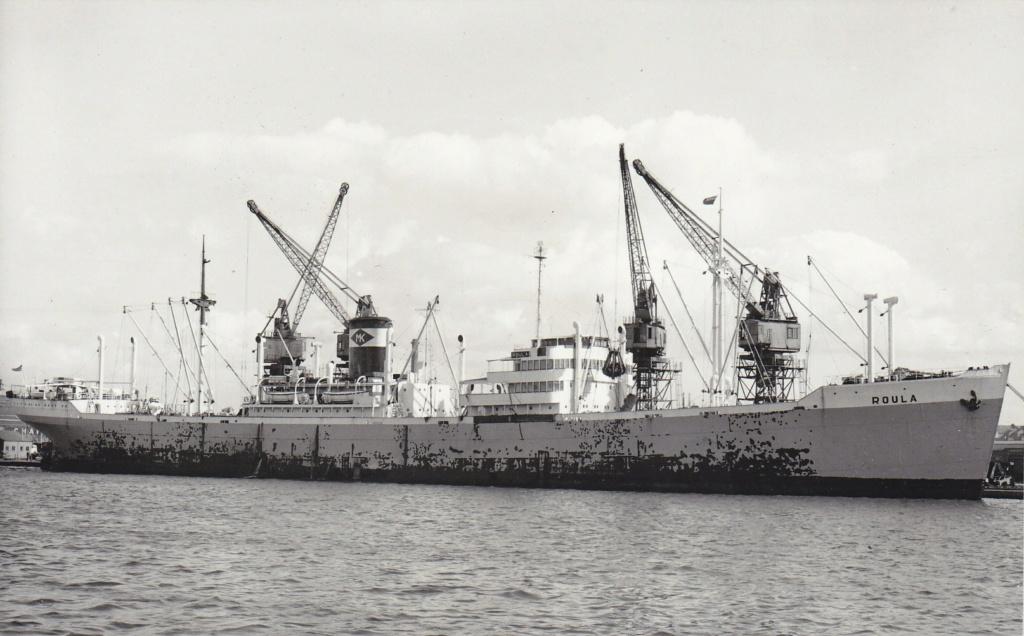 Photos General cargo avant 1940 (Plus 3000gt) 20 Roula_10