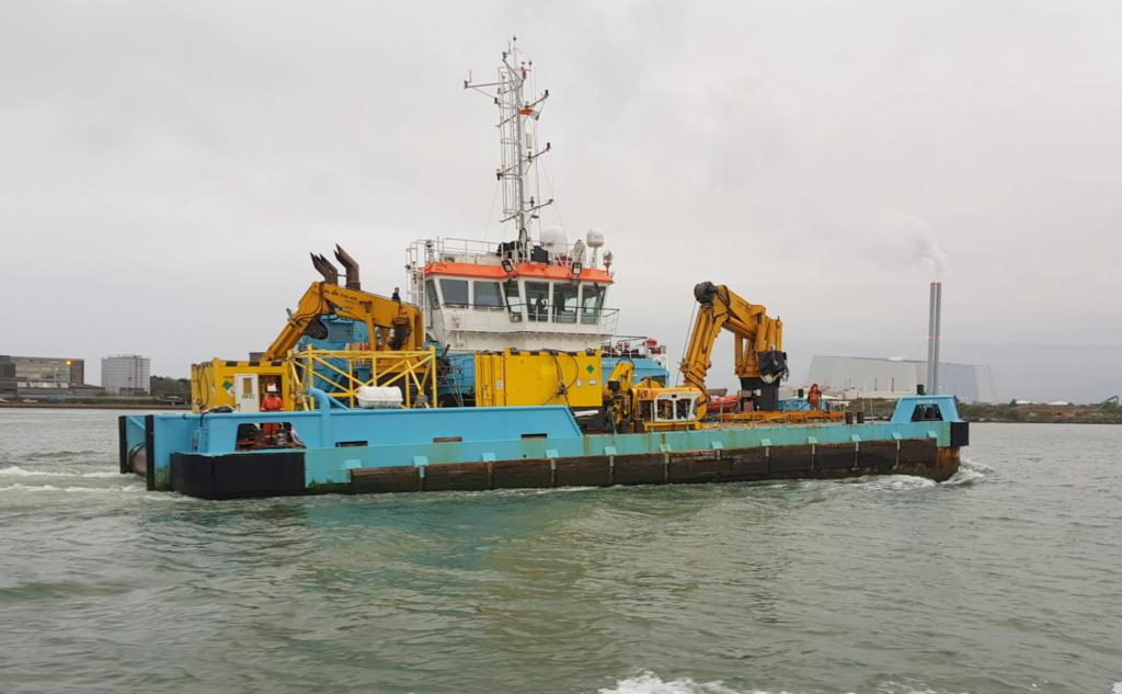 Photos de navires Luxembourgeois Armateur enre Belgique N/S Roxane10