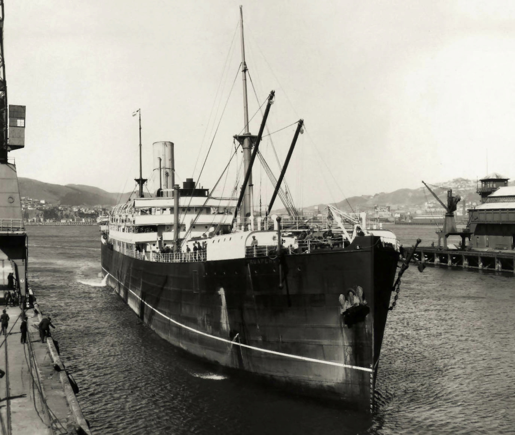 Photos General cargo avant 1940 (Plus 3000gt) 25 Ruapeh10