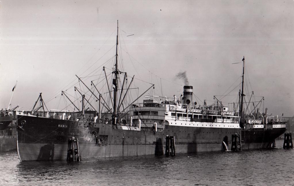 Photos General cargo avant 1940 (Plus 3000gt) 9 Rugia10