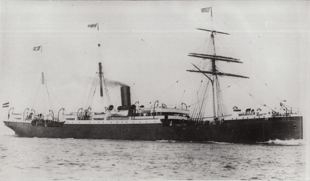 Photos General cargo avant 1940 (Plus 3000gt) 9 Rugia_10