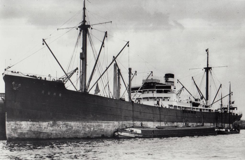 Photos General cargo avant 1940 (Plus 3000gt) 9 Ruhr11